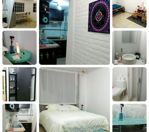 Apartamento de 1 habitación en Lagos de moreno