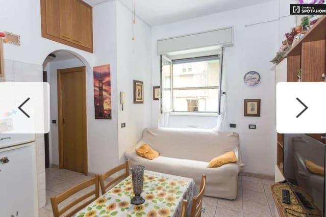 Alloggio di 50 m² di 1 stanza