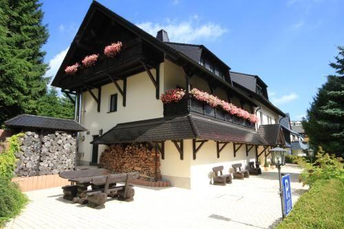 Hébergement à Oberwiesenthal de 1 chambre