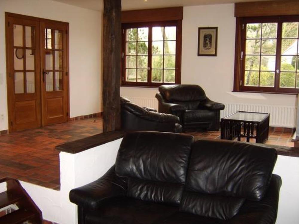 Residencia para 9 personas de 3 habitaciones