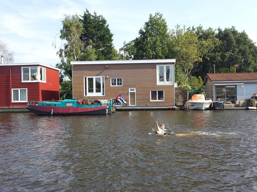Gran barco ALQUILO CASA EN AMSTERDAM!
