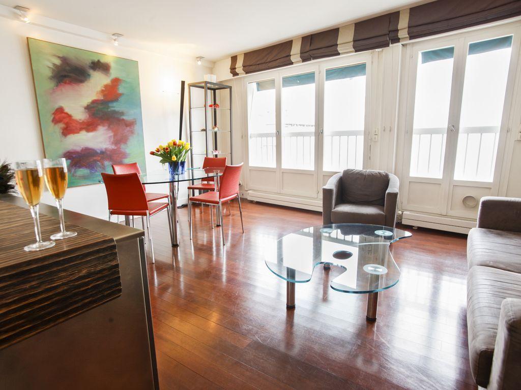 Exceptionnel appartement de 56 m²