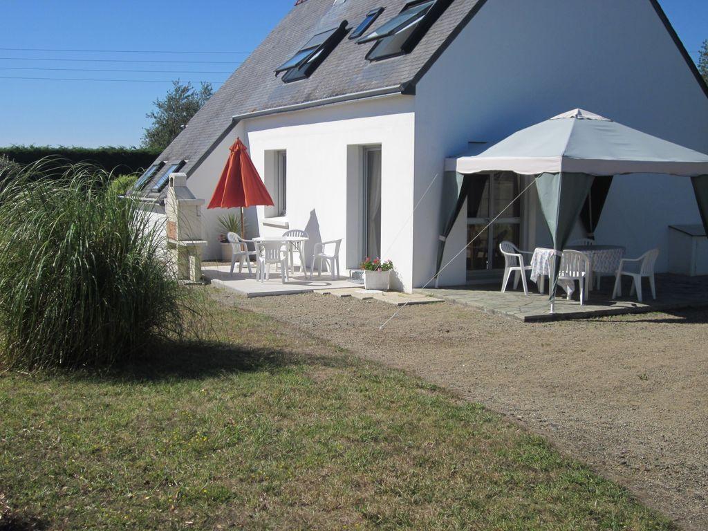 Residencia de 80 m² para 8 personas