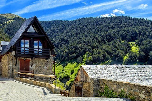 Piso con vistas en Montcorbau