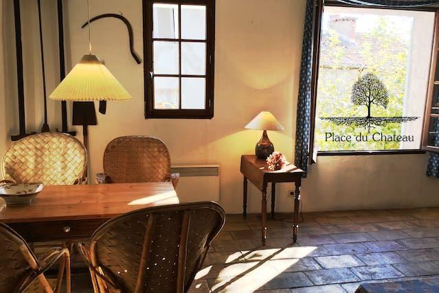 Alojamiento para 4 huéspedes en Bargemon