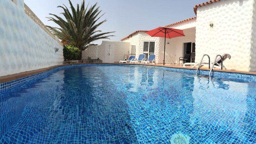 Residencia en Costa calma para 4 personas