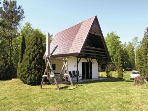 Alojamiento de 2 habitaciones en Brodnica górna