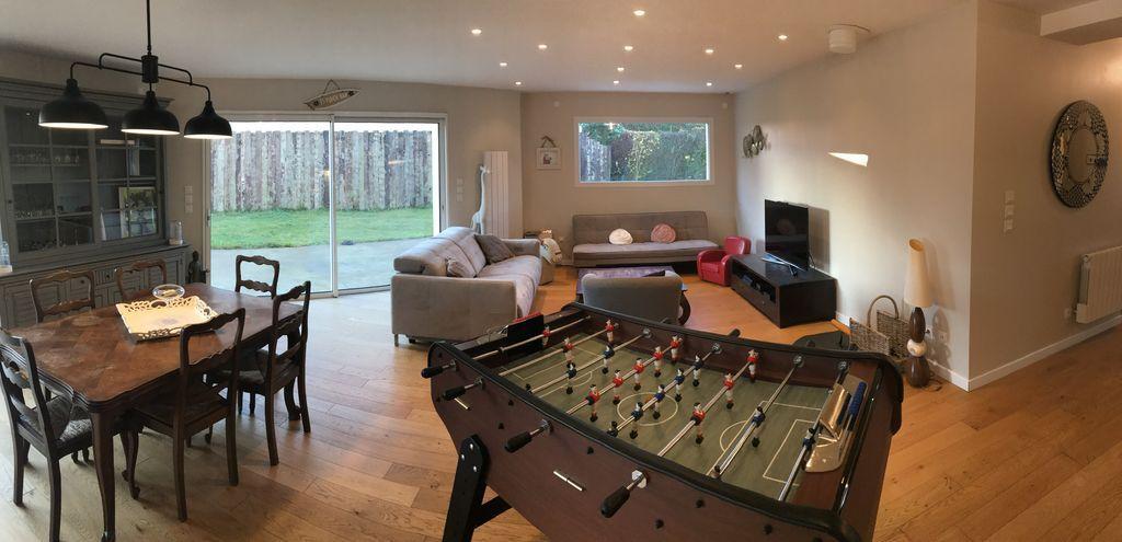 Vivienda de 135 m² para 9 huéspedes