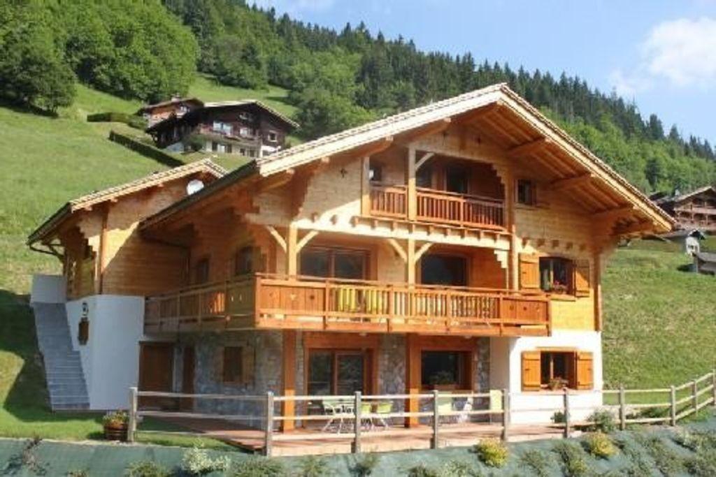 Casa de 120 m² con jardín