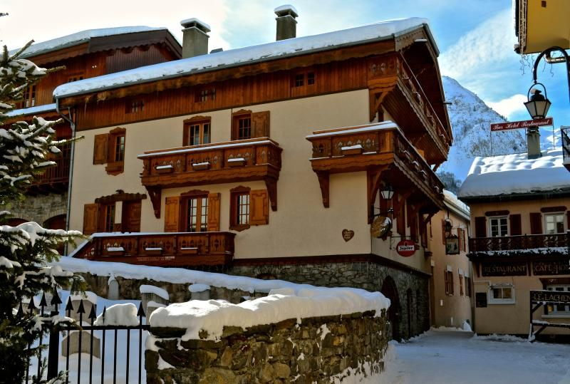 Chalet Alice Velut, 4 self catered apartments