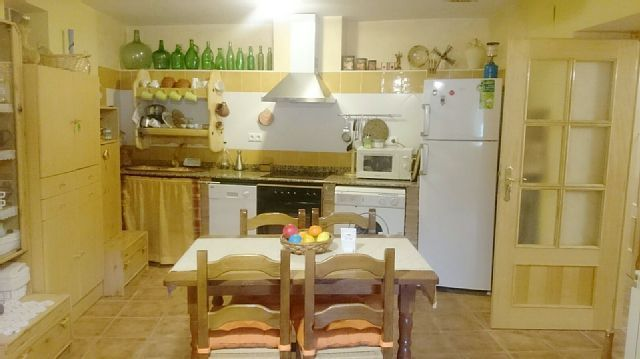 Casa en Cotillas para 7 huéspedes