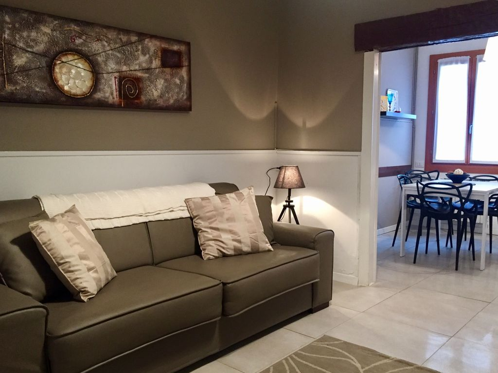 Central apartment for 6 guests in Venice