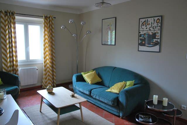 Apartamento con wi-fi para 2 huéspedes