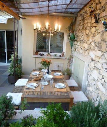Apartamento con wi-fi en Vaison-la-romaine