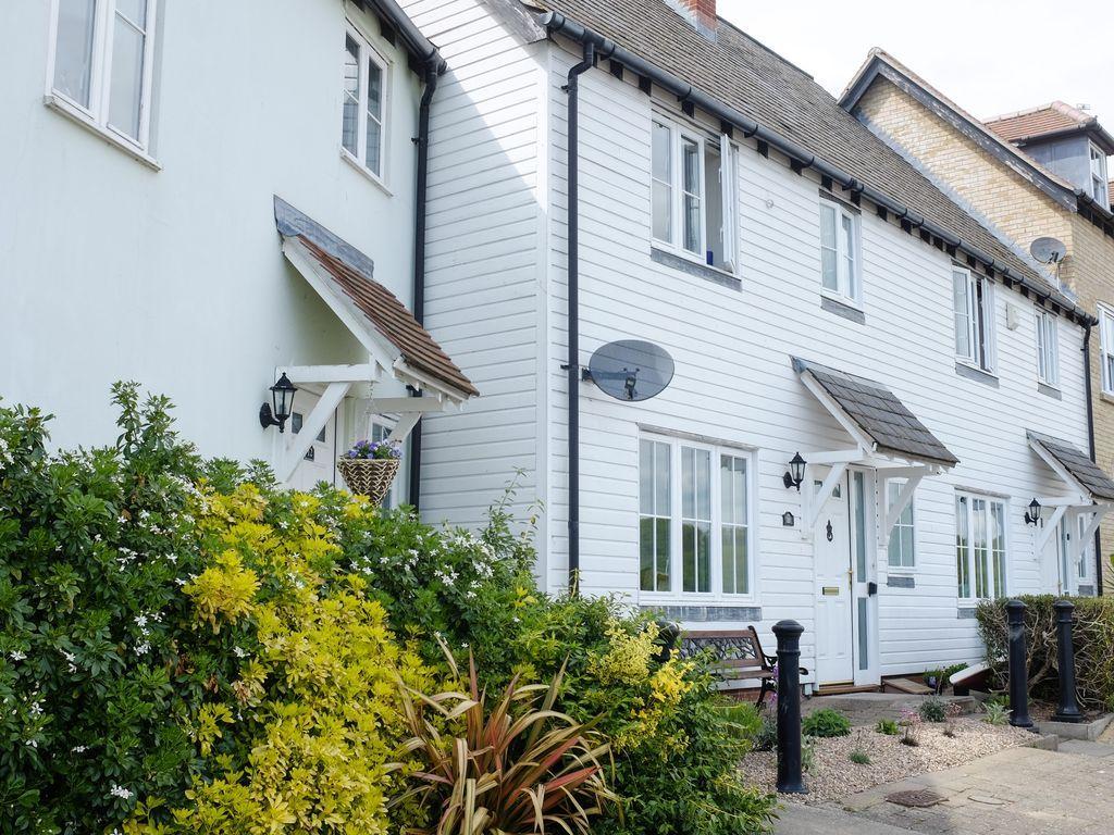 Alojamiento con jardín en Colchester