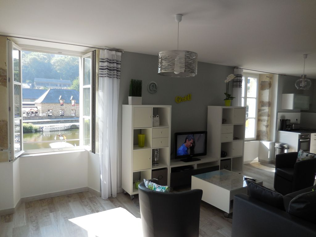 Holiday rental with parking included and 2 rooms