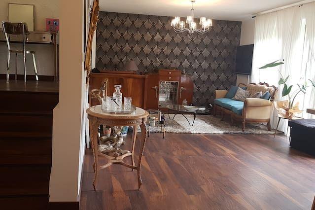 Logement bien équipé de 76 m²