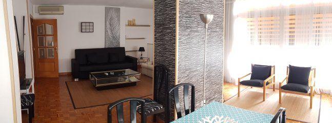 Apartamento para 5 huéspedes en Benidorm