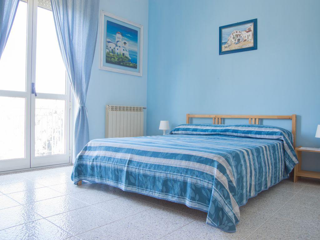 Logement à Rodio avec 1 chambre