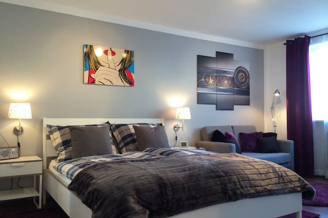 Apartment-ZENTRAL, NEU, Modern