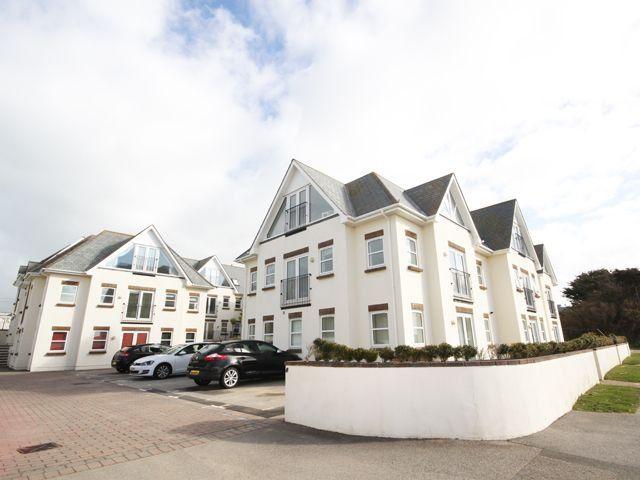 Beautifully designed coastal apartment in Newquay