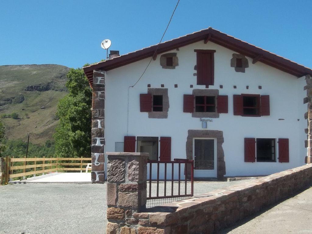 Familiar casa de 3 habitaciones