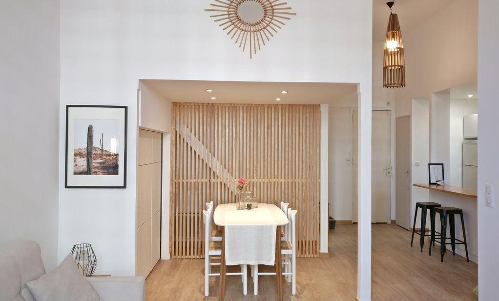 Hébergement de 55 m² à Marseille