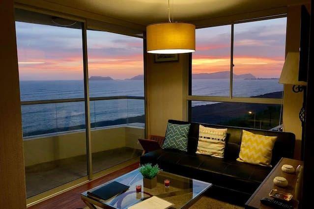Hébergement de 1 chambre à Lima