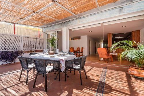 Equipado alojamiento de 120 m²