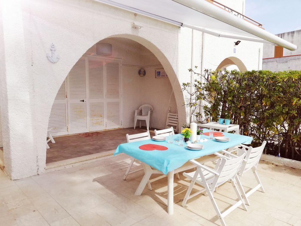 Casa en Belvedere marittimo para 6 huéspedes