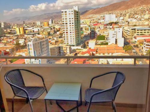 Avec vue logement à Antofagasta