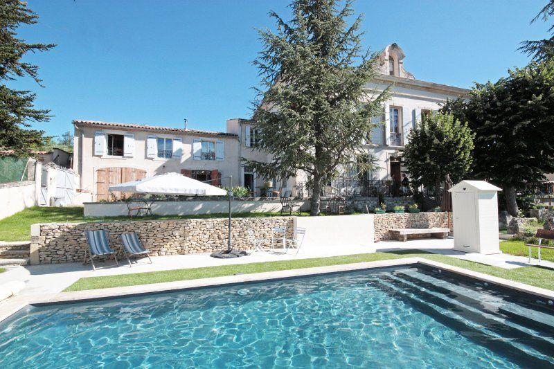 Penthouse Villa St Marc, unique view Forcalquier