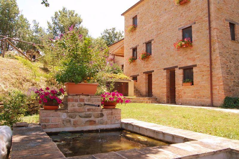 Alojamiento en Sarnano de 3 habitaciones