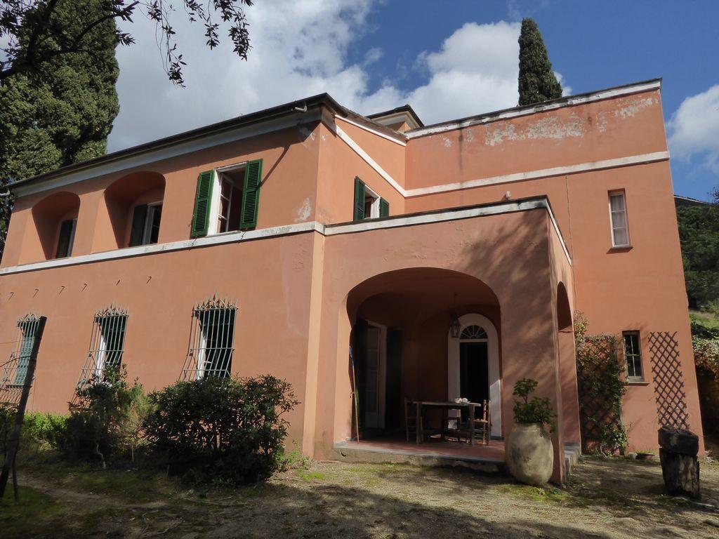 Alojamiento con vistas en Bonassola