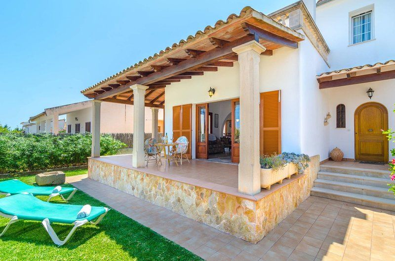Holiday rental in Portocolom with 3 rooms