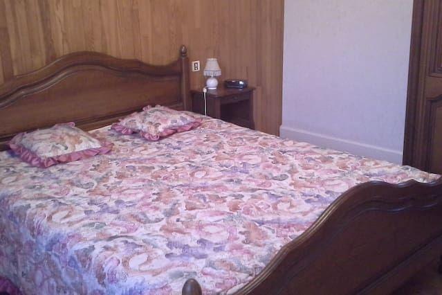 Alojamiento de 2 habitaciones en Pontcharra