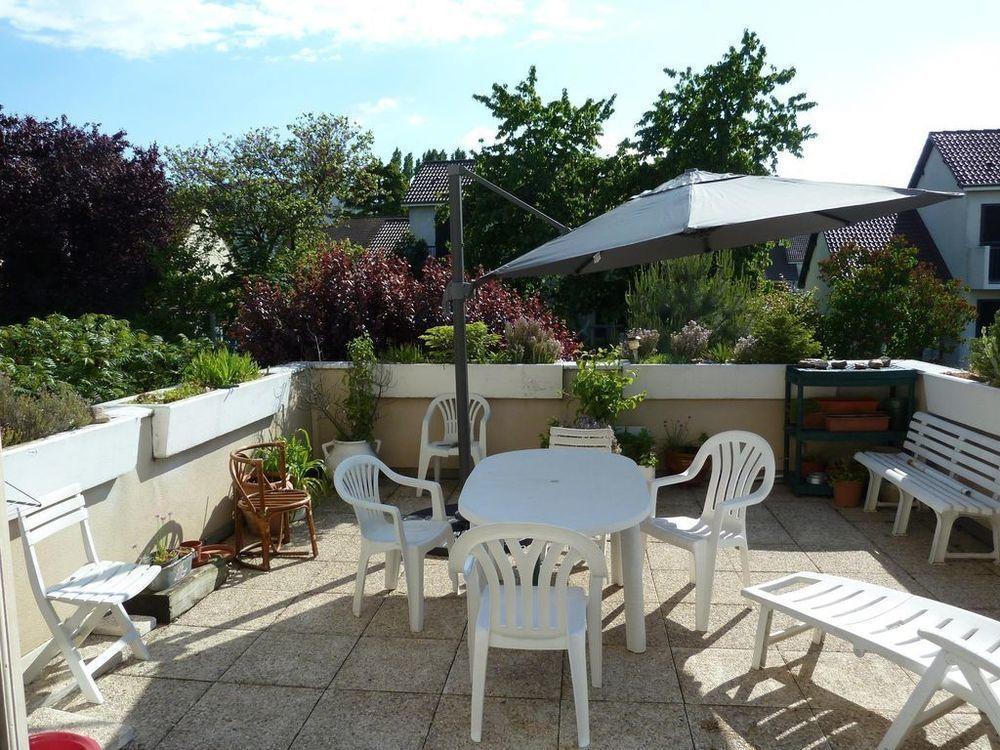 Appartement de 60 m² avec jardin