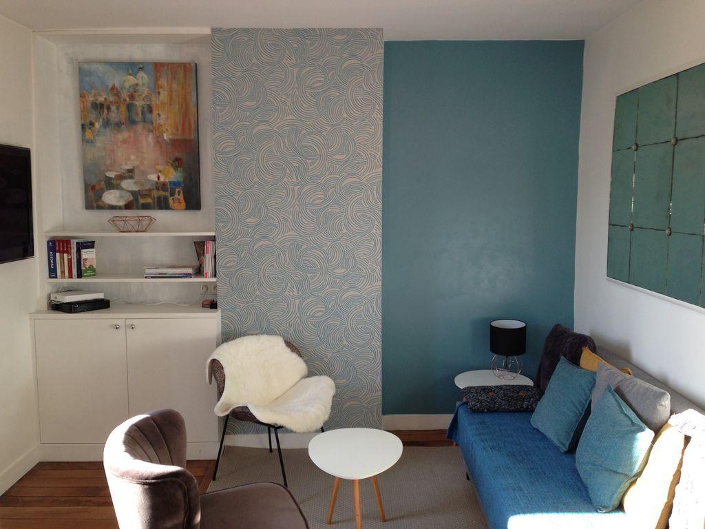 Bien équipé appartement à Paris