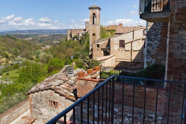 Casa vacanze con wi-fi a Colle di val d'elsa