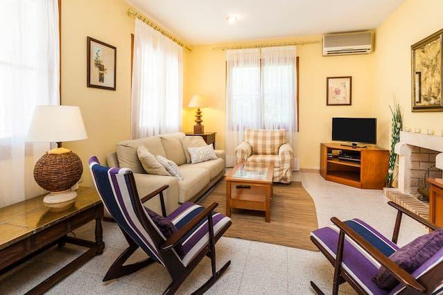 Vivienda de 120 m² para 2 huéspedes