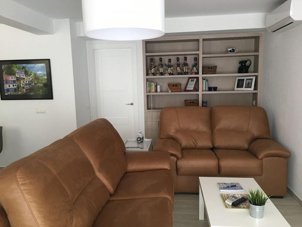 Apartamento con encanto en Fuengirola de 65 metros