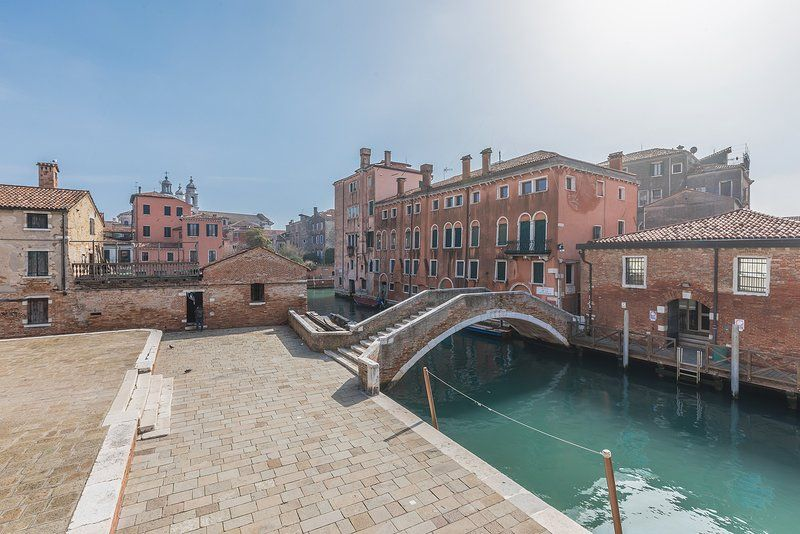 Apartment for 8 guests in Venice