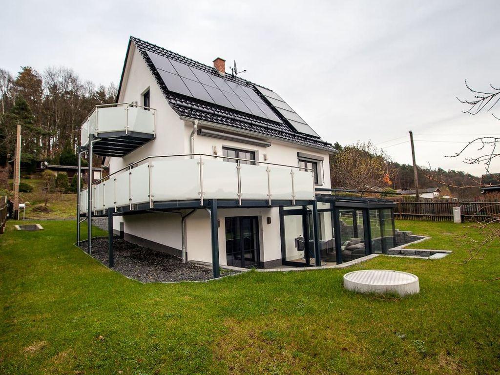Residencia de 140 m² en Porschdorf