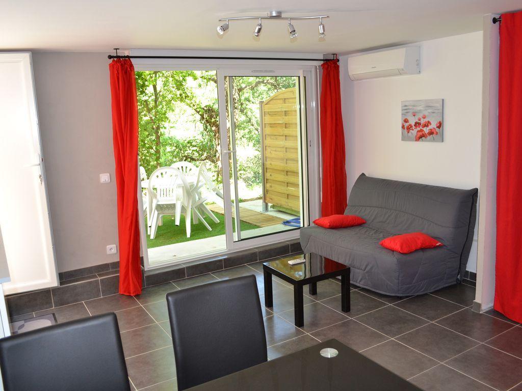 Alojamiento popular de 21 m²