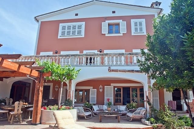 Casa acogedora de 395 m²