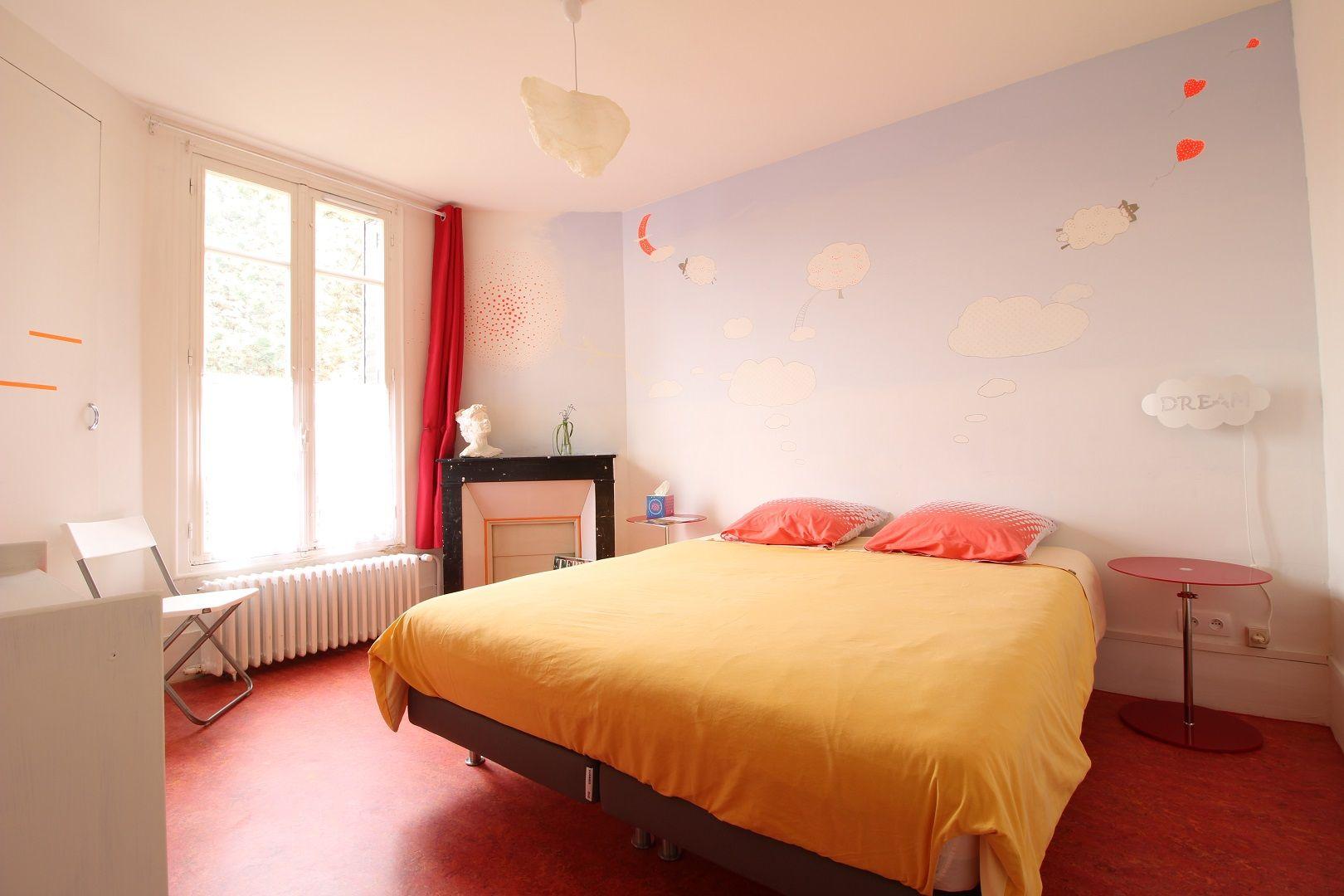 Piso de 2 habitaciones en Maisons-alfort