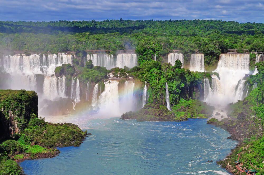 Iagazu Wasserfälle