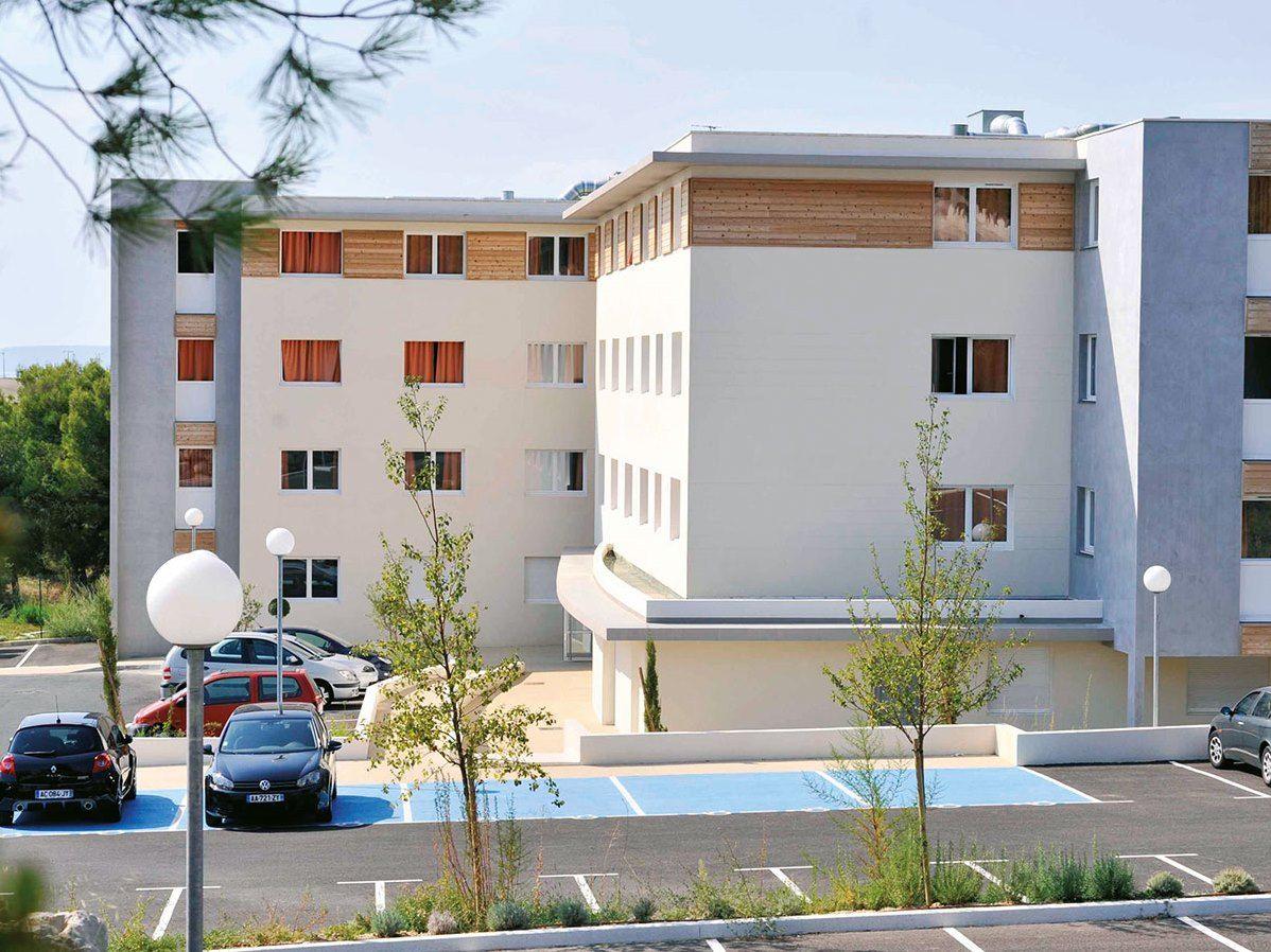 Logement de 18 m² à 1 chambre