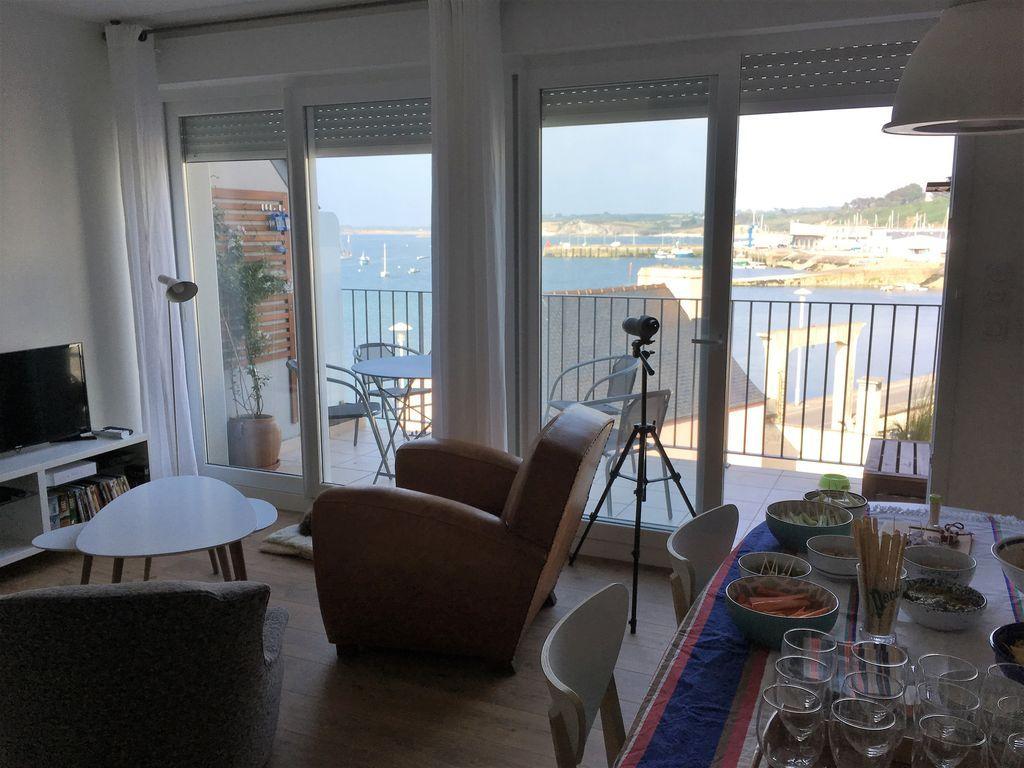 Piso de 2 habitaciones en Camaret-sur-mer