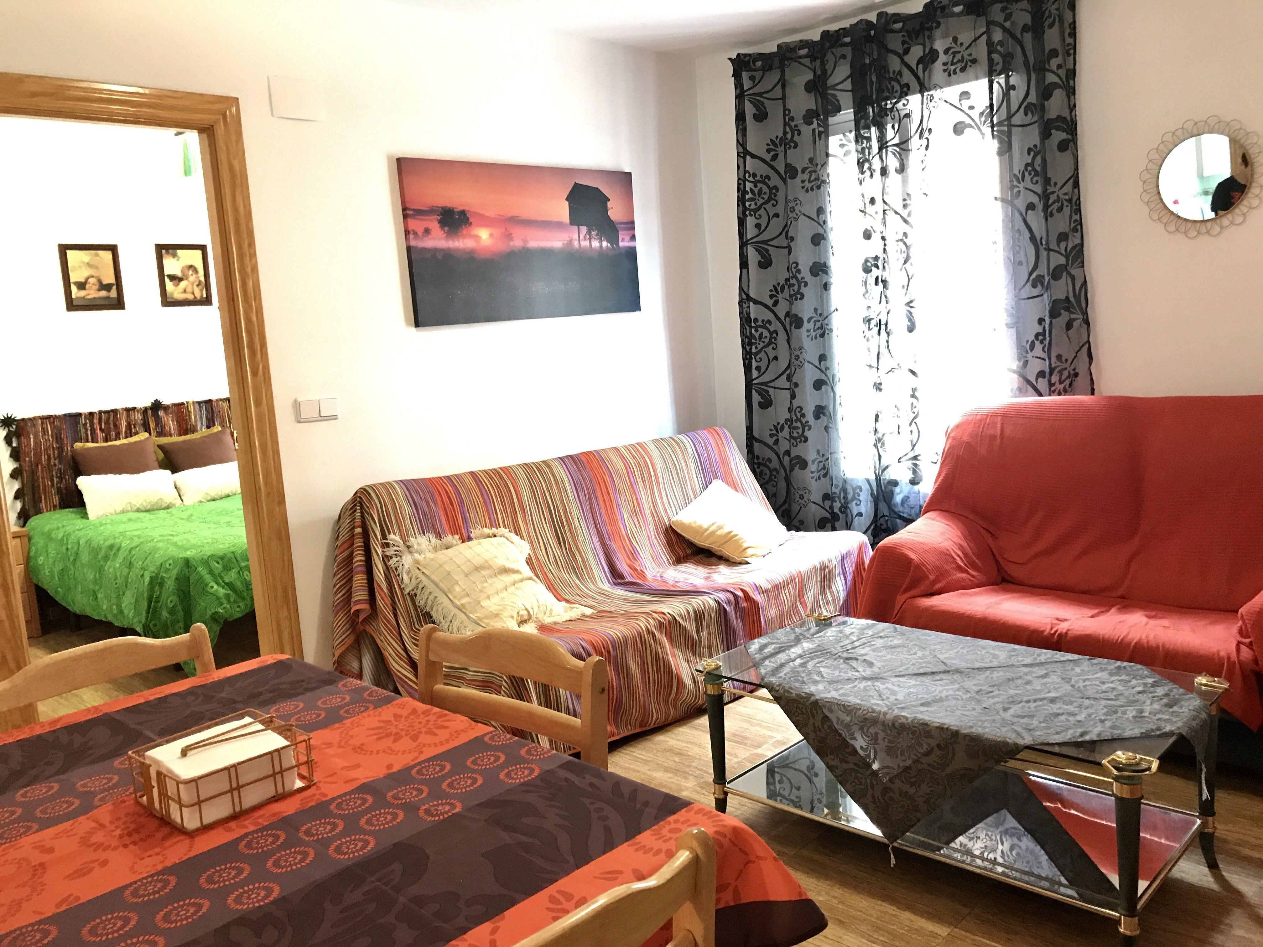 Apartamento tranquilo junto a Granada